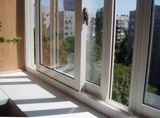 """Правильные окна """" балконы и лоджии."""